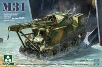 2088 1/35 M31 US Tank Recovery Vehicle
