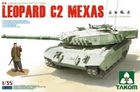 2003 1/35 CANADIAN MAIN BATTLE TANK LEOPARD C2 MEXAS