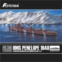 FH1109 1/700 Британский Penelope Light Cruiser 1940