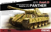 Panther ausf. D, Meng Model TS-038 1/35