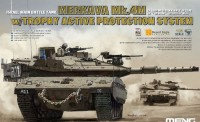TS-036 1/35 Israel Merkava Mk.4M w/Trophy Active Protection System