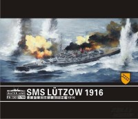 FH1301 1/700 SMS Luetzow 1916(Normal version)