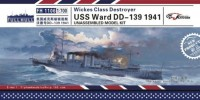 FH 1106 1/700 Wickes Class Destroyer USS Ward DD-139 1941
