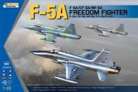 K48020 F-5A/CF-5A/NF-5A Freedom Fighter 1/48