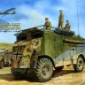 AF35235 1/35 Rommel's Mammoth DAK AEC Armored Command Car