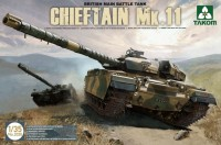 2026 1/35 British Main Battle Tank Chieftain Mk.11