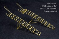 DM2028  1/48  Ladder for Su-27UB /30