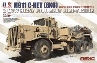 SS-013 M911 C-Het (8×6) & M747 HEAVY EQUIPMENT SEMI-TRAILER.1:35