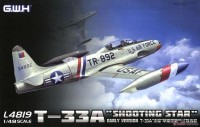 L4819 1/48 T-33A Early Version