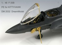 DM 2032 - 1/48 PE for F-35B For KittyHawk