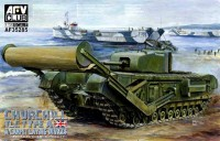 AF35285 Churchill Mk.IV TLC Laying Device and Carpet ( Type A)