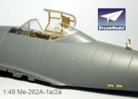 DM 2013  1/48 ME-262A-1a/2a For HobbyBoss DreamModel