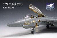 DM 0539 1/72 F-14A Tomcat For HobbyBoss DreamModel