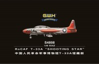 "S4808 1/48  ROCAF T-33A  ""SHOOTING STAR"" G.W.H"