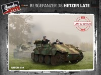 TM35100 Thunder 1/35 Bergehetzer Late Special Edition