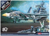 "12563 1/72 USN F-14A VF-143 ""Pukin Dogs"""