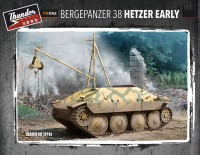 1/35 Bergepanzer 38 Hetzer Early TM35102