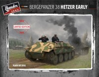 TM35103 1/35 Bergepanzer 38(t) Hetzer Early