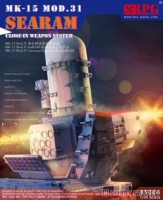 RPG 35004 - 1/35 MK-15 Mod.31 SeaRAM Close-In Weapon System
