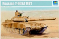 05563  1/35 Russian T-90C MBT Welded Turret