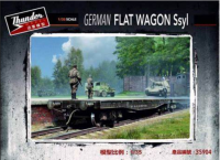 35904 1/35 German Flat Wagon Ssyl