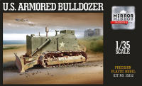 35852 1/35 US Army D7A 7M Armored Bulldozer