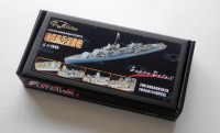 FH350111 1:350 USN Gearing Class Destroyer 1945 Super Detail Set (for Dragon)