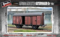 TM35902  1/35 German Güterwagen Gr