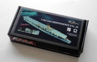 Flyhawk FH350123 1/350 WW II USS Independent Aircraft Carrier CVL-22 (for Dragon 1024)
