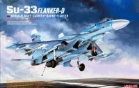 8001 1/48 Su-33 Flanker-D Russian Navy Carrier-Borne Fighter