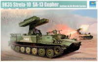 05554 Trumpeter 1/35 Russian SA-13 Gopher