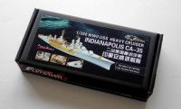 Flyhawk FH350113 1/350 USS Heavy Cruiser Indianapolis CA-35(For Trumpeter 05326