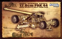 L3526 1/35 WWII German Krupp 12,8cm Pak44 Anti-Tank