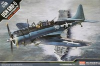 "12329 1/48  USN SBD-5 ""Battle of the Philippine Sea"""