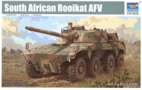 09516 Rooikat AFV ЮАР. 1/35