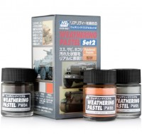 PP-102 Weathering Pastel Set 2
