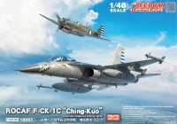 "18007 1/48 F-CK-1C ""CHING-KUO"" SINGLE SEAT FIGHTER"