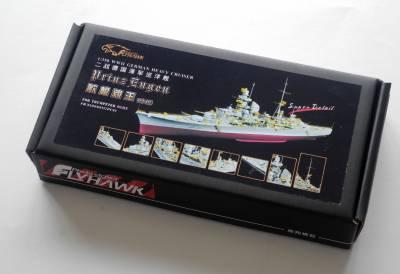 Flyhawk FH350075 1//350 USS BB-63 Missouri for Tamiya Deluxe Edition