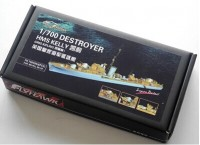 Flyhawk FH700306 HMS Kelly Destroyer (for revell 05120) 1:700
