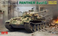 RM-5018 1/35 Panther Ausf.G